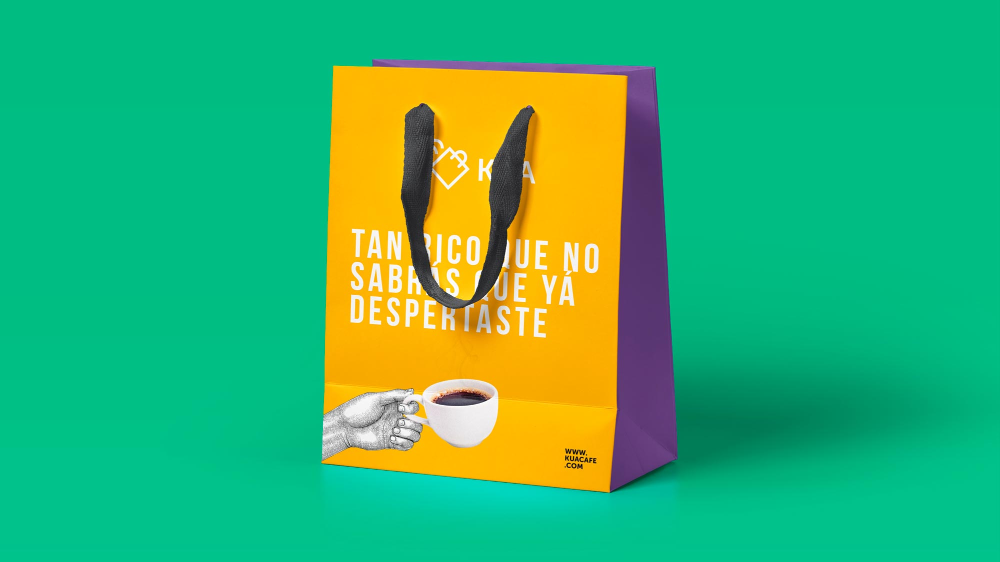 boom-agencia-marketing-digital-branding-kua-cafe-tienda-online-logo-bolsa-brandeada